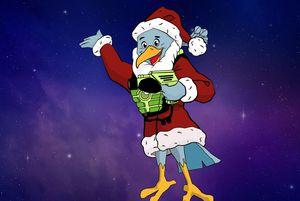 Weihnachts-Vogel-Special