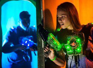 Next Generation Lasertag Mittwoch