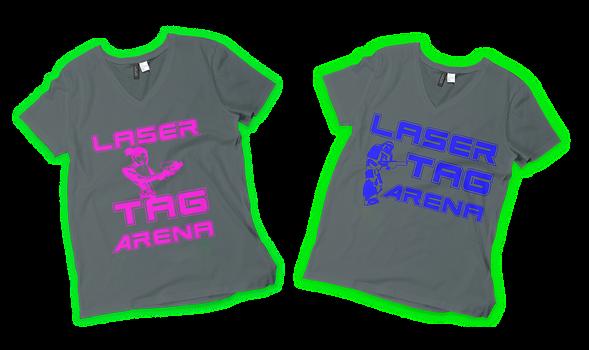 Lasertag Shirt